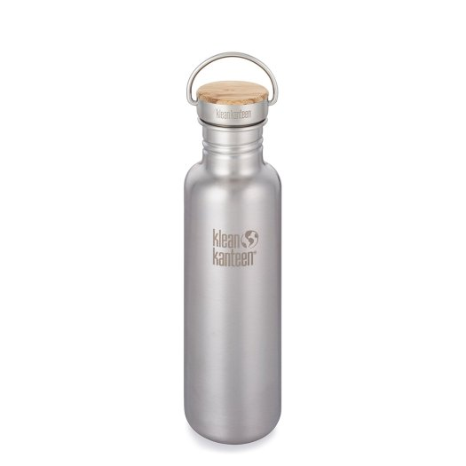 stainless steel water bottles (klean kanteen)